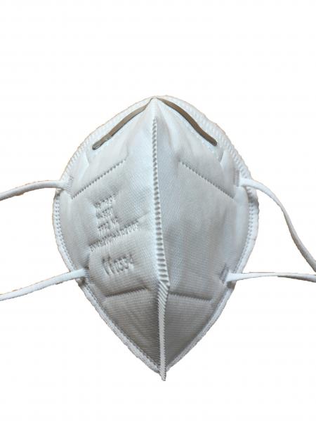 HUM FFP2 Maske AEROprotective Ohrenschlaufe - zertifiziert CE - weiß - 1 Stück