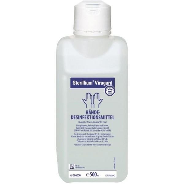 Bode Sterillium virugard - Desinfektionsmittel - farblos - 500 ml