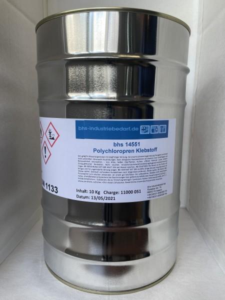 Klebstoff - bhs 14551 - natur - 10 KG