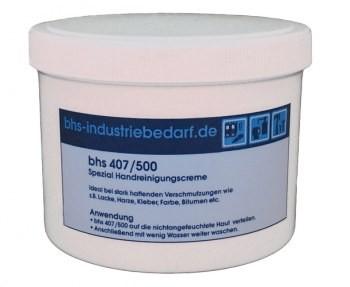 Handwaschpaste - bhs 407/500 - beige - 500 ml
