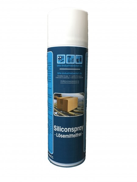 bhs Siliconspray - farblos - 500 ml
