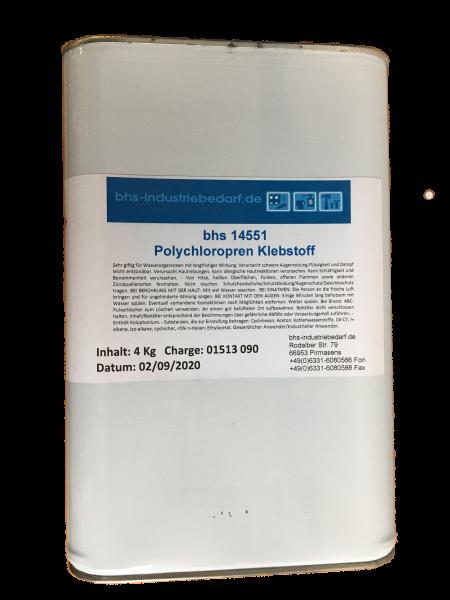Klebstoff - bhs 14551 - natur - 4 KG