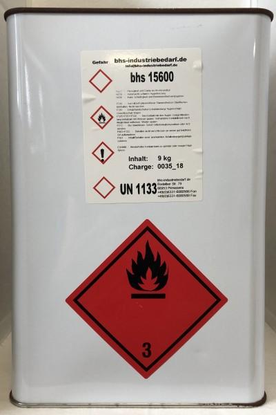 Klebstoff - bhs 15600 - farblos - 9 KG